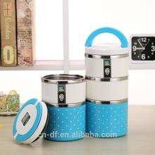 New design Moderate price Hot selling stainless steel lunch box for food