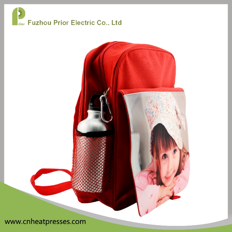 Prior Sublimation Cover Kid School Bag For Children