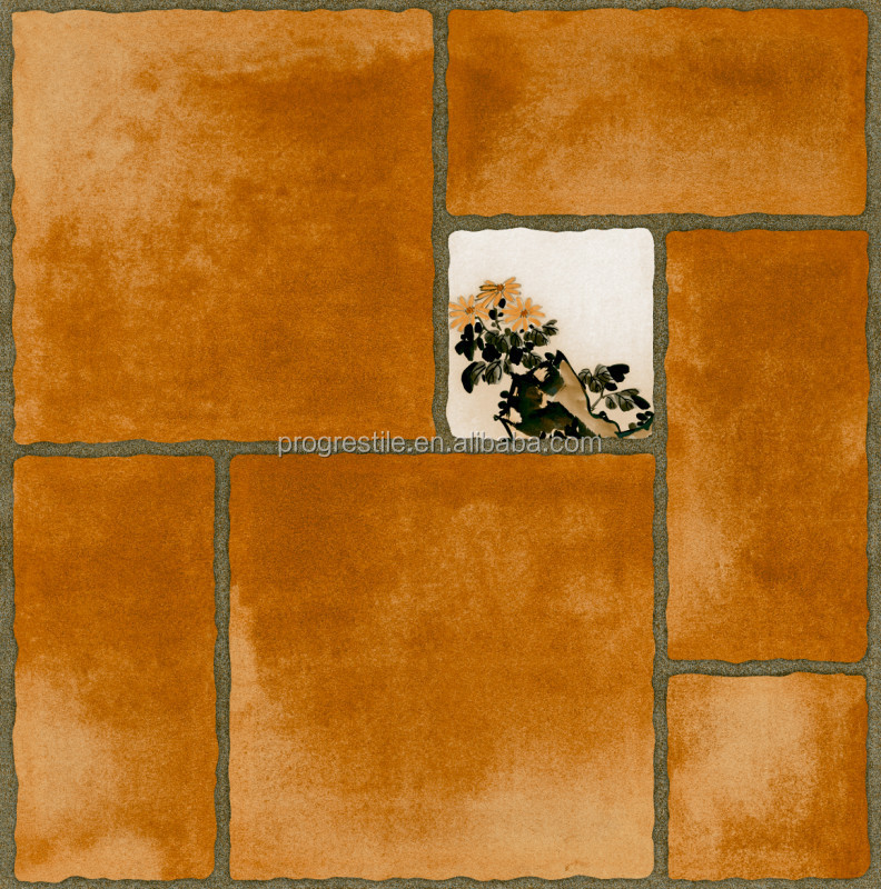 Rustic tile matt surface, ceramic floor tile 60x60cm (PMTL6209)