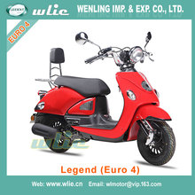 Quality new 125cc scooter pioneer natural gas motorcycle naked Euro4 EEC COC Motor Scooter Legend 50cc, (Euro 4)