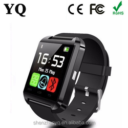 for latest 5g mobile phone 2015 Cheap u8 Smart Watch with Camera Function/Smart Watch Phone
