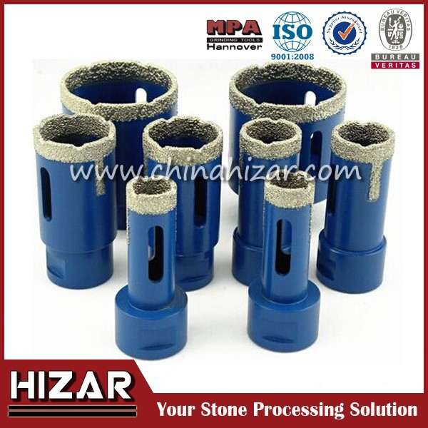 coring bit netherland for concrete coring machine/pipe hole drilling tools