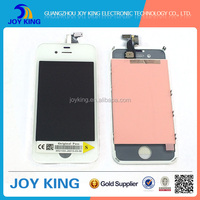 Replacement for iphone 5 lcd for 4 4g 4s 3g 3gs lcd display digitizer full assembly with touch screen black and white