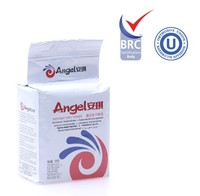Angel Low Sugar Instant Dry Yeast 500g for bread, yeast price per ton