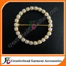 all kind of pin buckles with pearl for wholesale