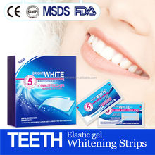 2015 new and innovative with fashion design for a bright smile tooth whitening strips for home use