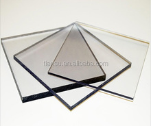 Tiansu 5mm Polycarbonate enduranced solid sheet