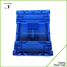 PP material plastic collapsible storage crate