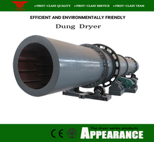 Chicken manure rotary vacuum dryer for India sale cn1513233864