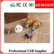 wholesaler hot selling pvc usb advertisement , custom usb flash drive , paypal/escrow accept