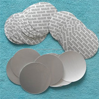 aluminium foil seals for bottle