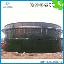 Veniceton 2016 Storage tank for animal wates green energy biogas digester for sale