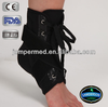 Laced ankle brace/lace up ankle support guard