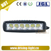 Epistar led 18W LED Work Light Bar Lamp for Driving Truck Trailer Motorcycle SUV ATV Off Road