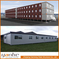 Comfortable modern container house building / office / home