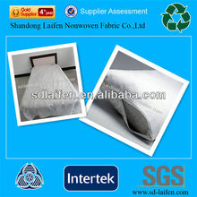 hot sale quality control pp non woven Fabric for home use pillow bedding