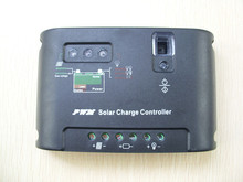 30A 12/24V auto YYS series PWM solar charge controller