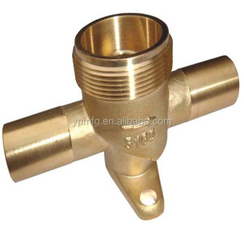 High quality precision brass cnc machining parts