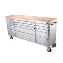 72 inch stainless steel toolbox cabinet, metal tool box cabinet, tool box roller cabinet
