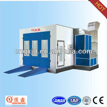 QX1000 CE Approved Auto Spray Booth/Automobile Paint Oven