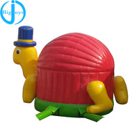 outdoor interesting funny inflatable suit bouncy jumper castles for kids