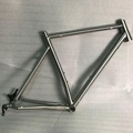 Titanium disc road bike frame belt drive 53cm size in stock