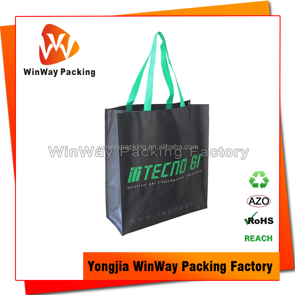 Gross Laminated PP Woven Reusable Shopping Bag