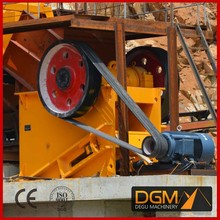 Excellent Quality used crushed marble stone crusher machine for sale