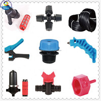 Irrigation Pipe And Tape Fitting Plastic Punch