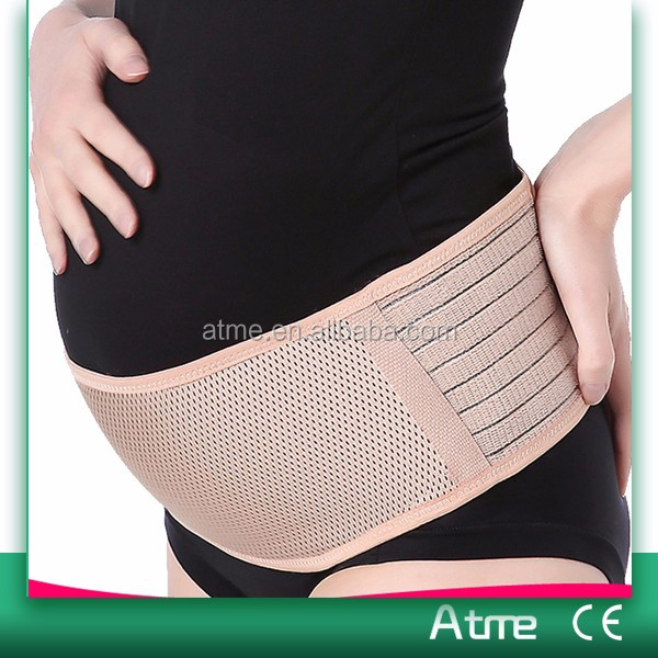Manufacture back slimming support soft comfortable abdominal maternity belt