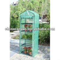4 Tier Steel Folding Green House