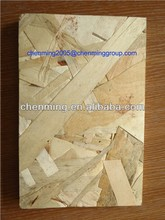 Poplar best price OSB board for house buliding from China
