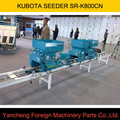 Best price KUBOTA seeder SR-K800CN seeder machine