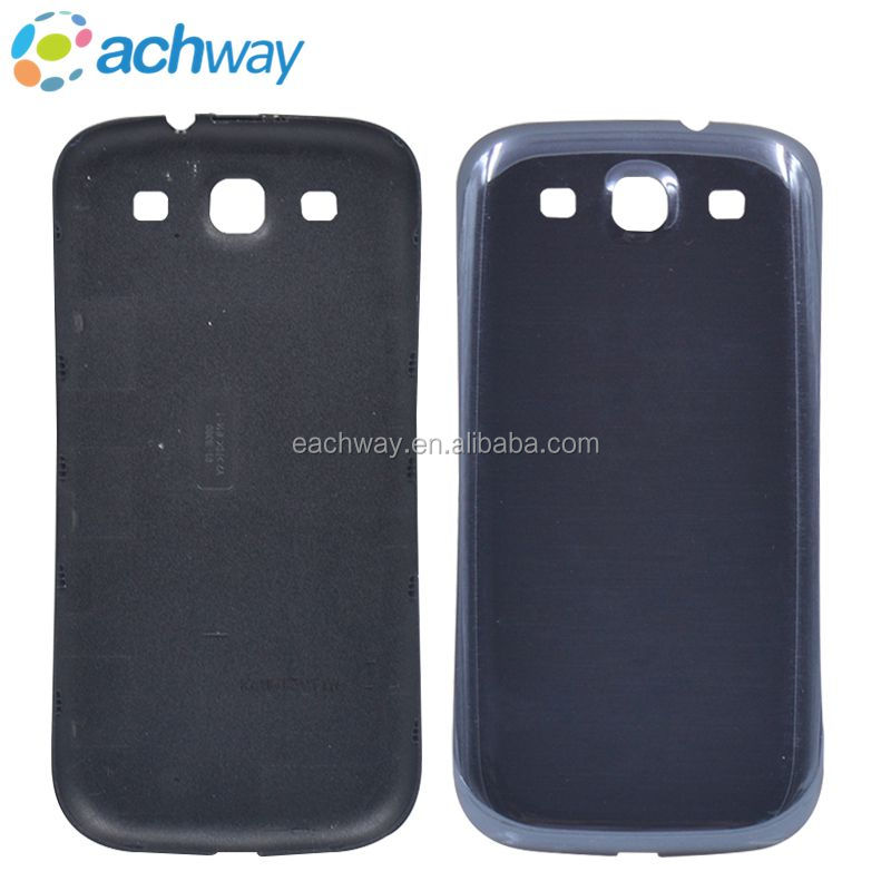 Battery Door Case Back Cover Housing For Samsung Galaxy i9300 s3 mobile phone replacement