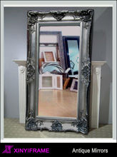 Wooden Mirror Frame Antique Full Length Mirror Frame