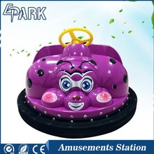 New arrival kids ride machine electric big beetle bumper car