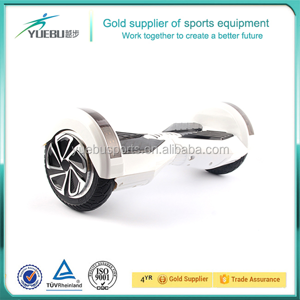 2015 New Product Two Wheels Self Balancing Scooter Hover Board Electric Scooter(8 inch)balance scooter