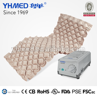 Medical Anti Decubitus Mattress Ripple Mattress