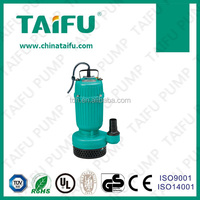 TPS250 2015 TAIFU new good quality 0.33hp aluminium body small electric submersible water pumps 220v