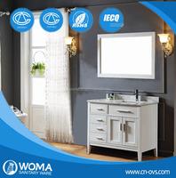 Natural Marble Countertop Bathroom Cabinet 1001B