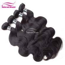 body wave indian virgin hair beautiful from root to tip hair weave with colored tips