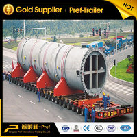 Multi Axle Lines 500 Tons Hydraulic