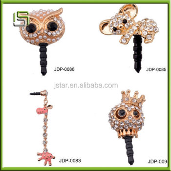 America popular fashionable phone dust plug