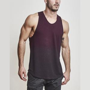 40dee3e3fb08ff 2018 new Wholesale Dry Fit Sublimation Tank Top Muscle Men Custom Stringer  Singlet