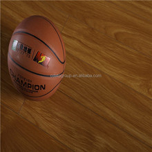 Second Used Available Floating Resilient Nordic Pine Soundproof Basketball Court Wood Laminated flooring