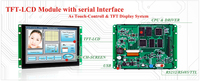 micro lcd display STI151WT-01 touch in bus