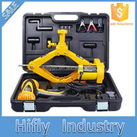 3000kg New Arrival HY-135BHT Electric Scissor Jack and Impact Wrench ( GS,CE,EMC,E-MARK, PAHS, ROHS certificate)