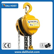 1.5ton kito type manual chain hoist/chain block