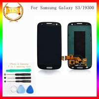 for red s3 9300 Wholesale Lcd Touch Screen Digitizer Complete