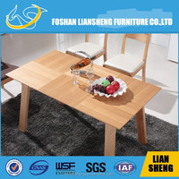 Yew wood furniture designs dining tables